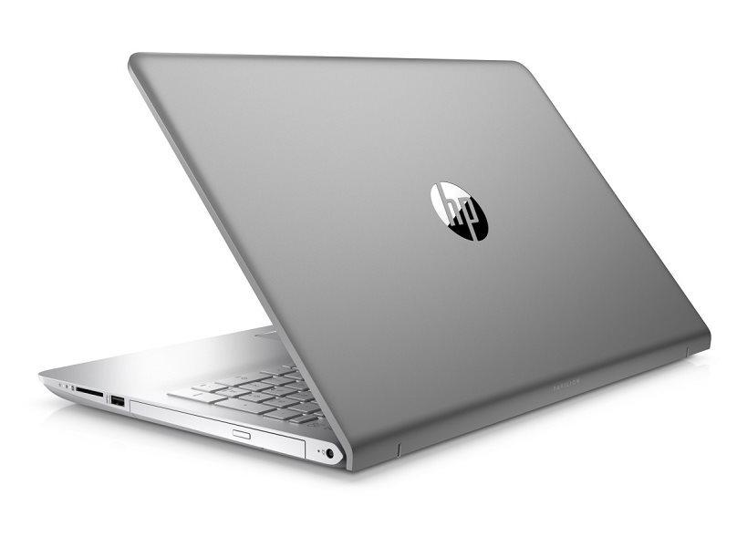 """HP Pavilion 15-cc004nc/Intel i3-7100U/8GB/128GB SSD + 1TB/Intel HD/15,6"""" FHD/Win 10/stříbrná"""