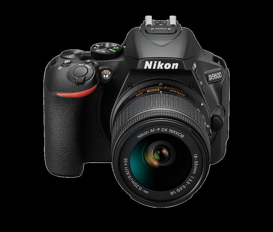 NIKON D5600 + 18-55 AF-P DX VR