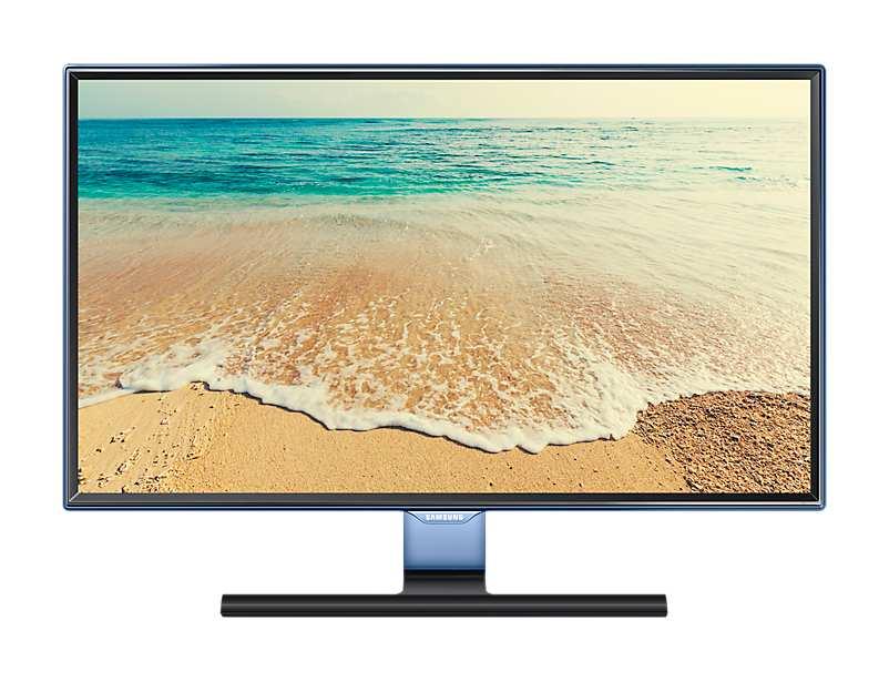 """Samsung 24"""" LCD T24E390EI - T2 tuner, PLS/1920x1080/5ms/D-SUB/2xHDMI/USB/SCART"""