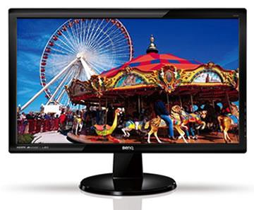 """BenQ LCD GL2250HM Black 21,5""""W/TN LED/FHD/12M:1/2ms/DVI-D/HDMI/repro/Flicker-free"""