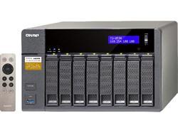 QNAP TS-853A-4G (2.08GHz, 4GB RAM, 1x HDMI, 4x LAN, 8x SATA)