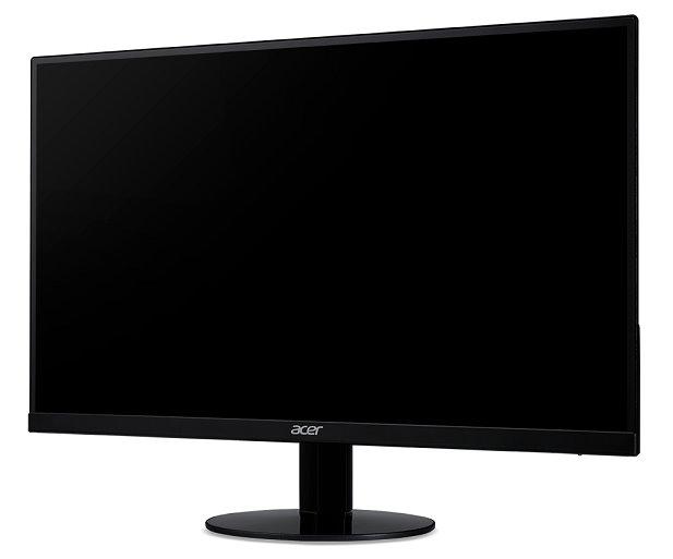 Acer LCD SA230bid 23'' IPS LED/1920x1080/100M:1/4ms/250nits/VGA/DVI/HDMI/Acer EcoDisplay/Black