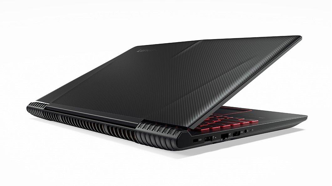 """Lenovo Legion Y520-15IKBN i5-7300HQ 3,50GHz/16GB/SSD 256GB+1TB HDD/15,6"""" FHD/IPS/AG/GeForce 4GB/WIN10 černá 80WK00MBCK"""
