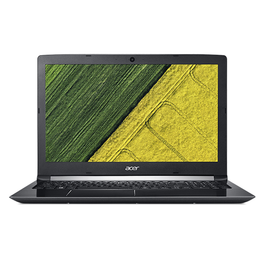 "Acer Aspire 5 (A515-51-37BE) i3-7100U/4GB+N/256GB SSD+N/HD Graphics/15.6"" FHD IPS LED matný/BT/W10 Home/Black"