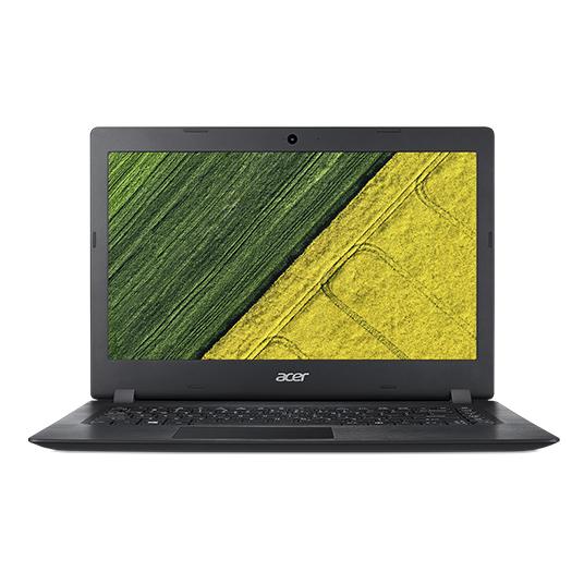 """Acer Aspire 1 (A114-31-C1HU) Celeron N3350/4GB+N/A/eMMC 32GB+N/A/HD Graphics/14"""" HD matný/BT/W10 Home/Black"""
