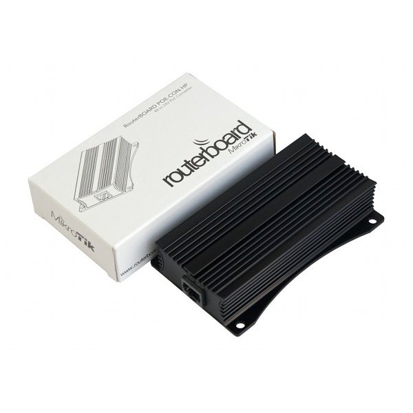MikroTik RBGPOE-CON-HP - 48V to 24V PoE Converter