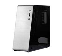 SPIRE skříň EMPIRE SILVER X2-S9021AL, USB 3.0, gaming, bez zdroje