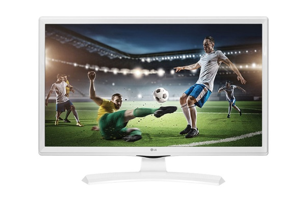 "LG 24MT49VW-WZ.AEU 24"" TV tuner /LED/HD Ready/1366x768/16:9/5M:1/8ms/250cd-m2/HDMI/USB/Repro"
