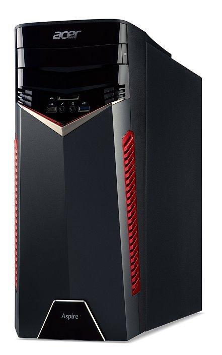 Acer Aspire GX-281 AMD R5 1400/16GB/2TB / GTX 1060 3GB/DVDRW/ W10 Home