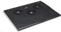 MANHATTAN Chladící podložka pod notebook (3x 60mm ventilátor)