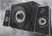 TRUST Reproduktory 2.1 GXT 638 Digital Gaming Speaker 2.1 - optický vstup pro herní konzole (Xbox, PS3/PS4)