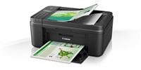 Canon PIXMA MX495 (copy/print/scan/fax) + ADF + WiFi