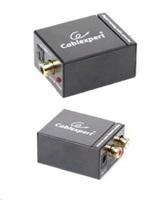 GEMBIRD Datový extender digital na analog konvertor (SPDIF/RCA)