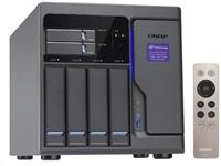 QNAP TVS-682-i3-8G (3.7GHz, 8GB RAM, 3x HDMI, 4x LAN, 6x SATA)