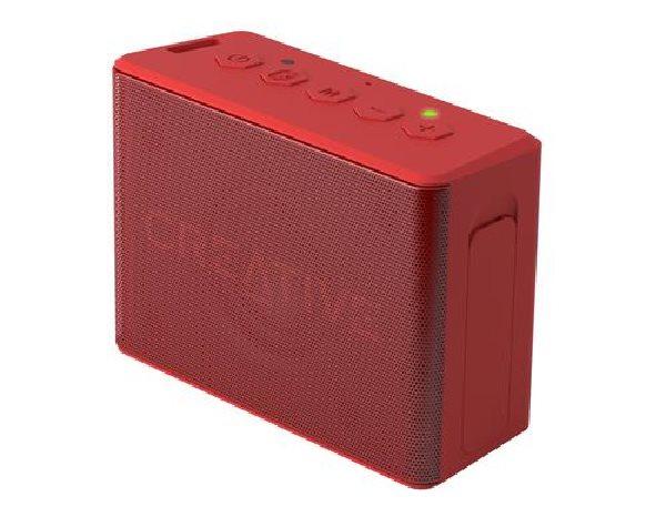 Creative repro Muvo 2C mobilní vodovzdorný bezdrátový reproduktor - červený