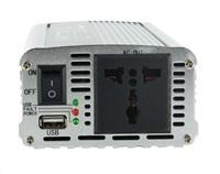 Whitenergy Měnič napětí DC/AC 24V / 230V, 400W, USB