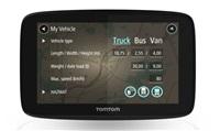 TomTom GO PROFESSIONAL 6200 - LIFETIME mapy s doživotní aktualizací map Evropy