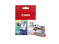 Canon cartridge BJ CARTRIDGE BCI-15Bk Black