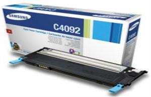 Samsung toner CLT-C4092S pro CLP-310/315, CLX 3170/3175cyan -1000str.