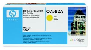 HP Toner Cart Yellow pro HP CLJ 3800