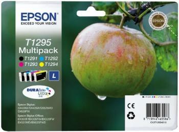 Inkoust Epson T1295 Multi Pack | Stylus SX425W/SX525WD/BX305F/BX320FW/BX625
