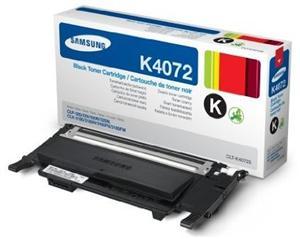 Samsung toner CLT-K4072S Black pro CLP-320/325,CLX-3185 - 1500 str.