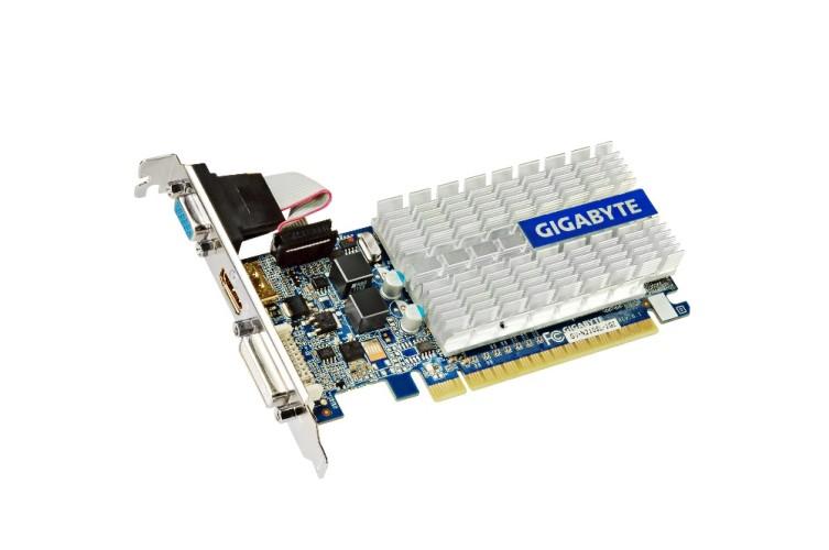 GIGABYTE VGA nVidia 210 1GB DDR3 (Passive)