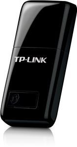TP-Link TL-WN823N mini adapter USB Wireless 802.11n/300Mbps, soft AP, WPS