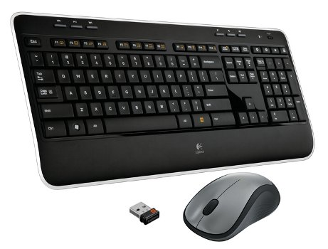 set Logitech Wireless Combo MK520, USB, CZ