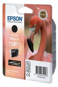 EPSON SP R1900 Photo black Ink Cartridge (T0871)