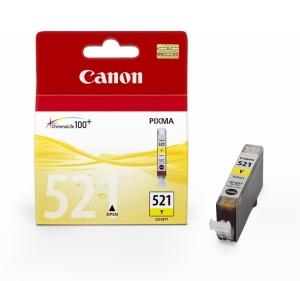 Canon cartridge CLI-521Y Yellow (CLI521Y)