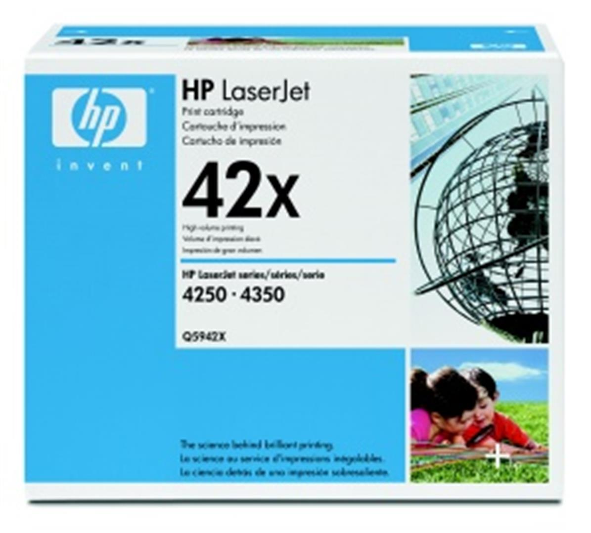 Toner HP black | 20000str | LaserJet4250/4350