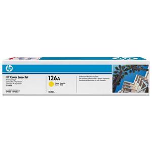 HP CE312A Toner 126A pro CLJ CP1025/M275, (1000str), Yellow