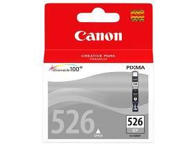Canon CLI-526 GY, šedý