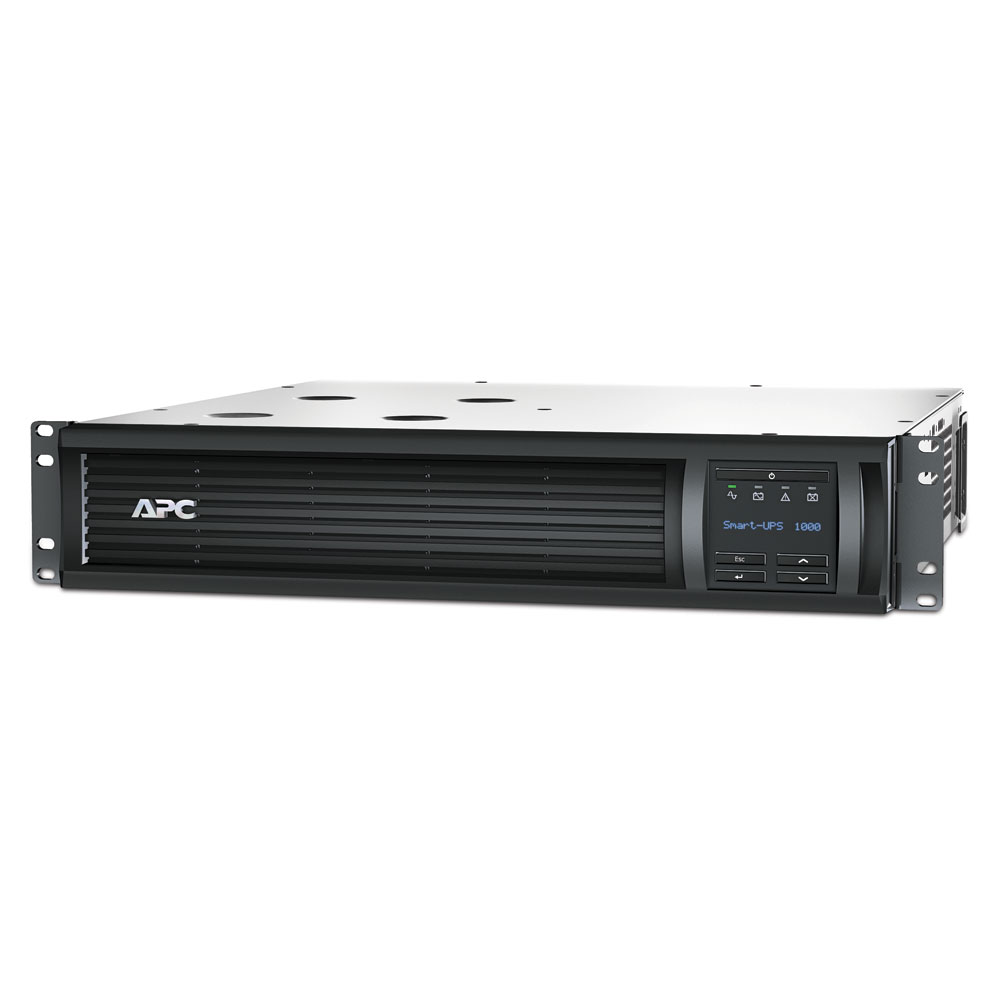 APC Smart-UPS 1000VA LCD RM 2U, 700W, hloubka 457 mm