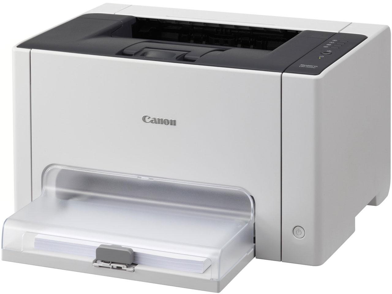 Canon Tiskárna LBP 7010C ( color, 16 str./min. Black, 4str. /min. color, A4, 600x600) white
