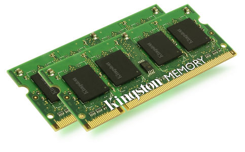 2GB Kit, KINGSTON Brand (KTA-MB667K2/2G)