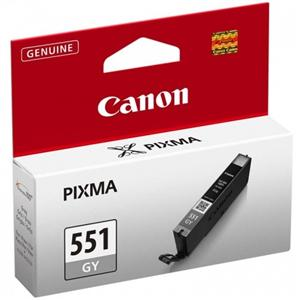 Canon cartridge CLI-551GY Grey (CLI551GY)