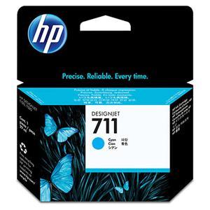 HP CZ130A No. 711 Cyan Ink Cart pro DSJ T120, 29 ml