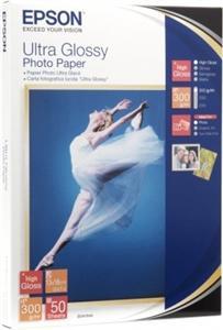 Papír Epson Ultra Glossy Photo | 300g | 10x15 | 50listů