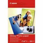 Canon fotopapír GP-501 - A4 -210g/m2 - 100 listů - lesklý