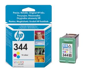 HP C9363EE Ink Cart No.344 pro DJ 5740,6540, 14ml, Color