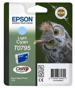 Ink Cartridge SP1400 light cyan (T0795)