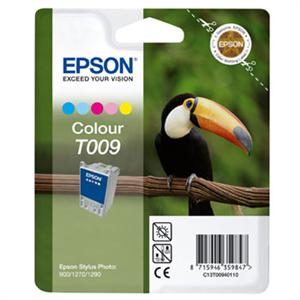 Inkoust Epson T009 color | Stylus Photo 900/1270/1290/1290S