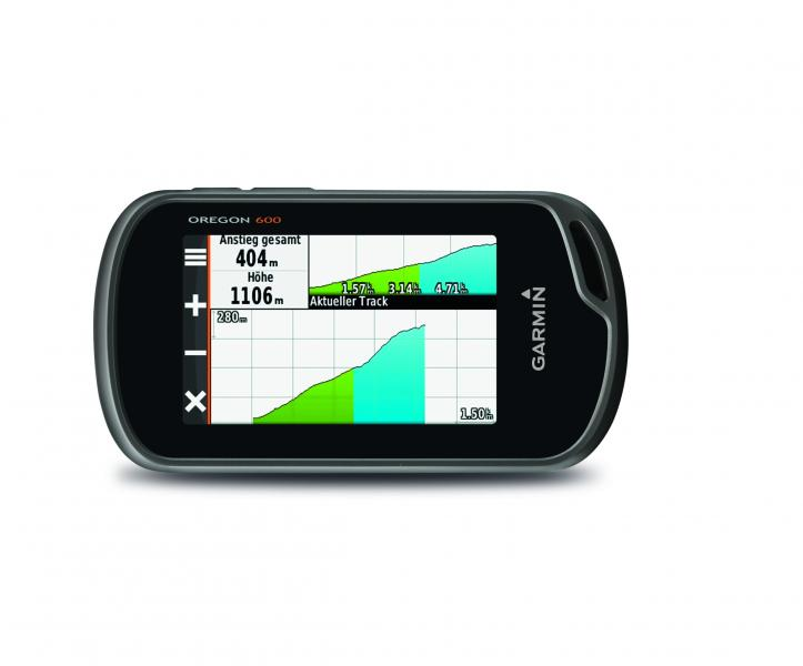 Garmin GPS turistická navigace Oregon 650t PRO