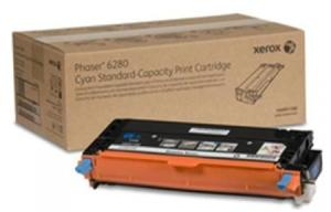 Xerox Toner Cyan pro Phaser 6280 (5.900 str)