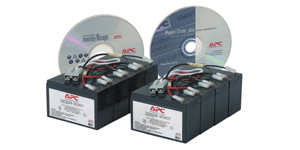 Battery replacement kit RBC12