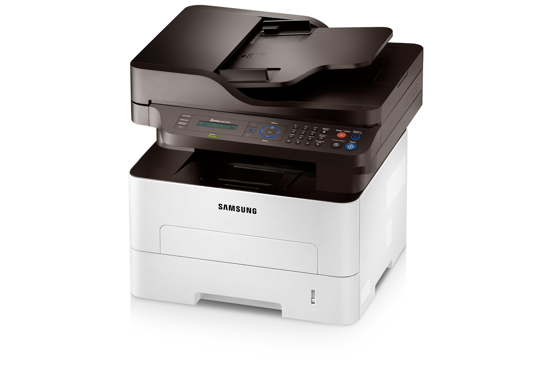 Samsung SL-M2675FN,A4,26ppm,4800x600dpi,128Mb,SPL,USB,ethernet,ADF,fax