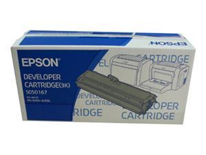 EPSON toner S050167 EPL-6200 (3000 pages) black