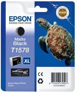 EPSON T1578 Matte black Cartridge R3000